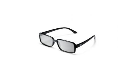 A 3D Glasses for LG A510 laptop rotated 60 degrees to the left
