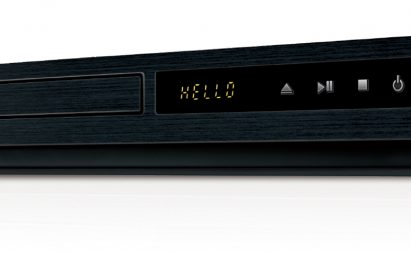 LG's first portable Blu-ray Player model BD650