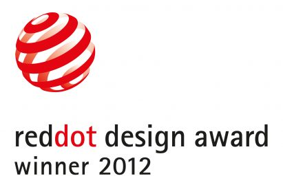 Logo of Red Dot Design Award Winner 2012