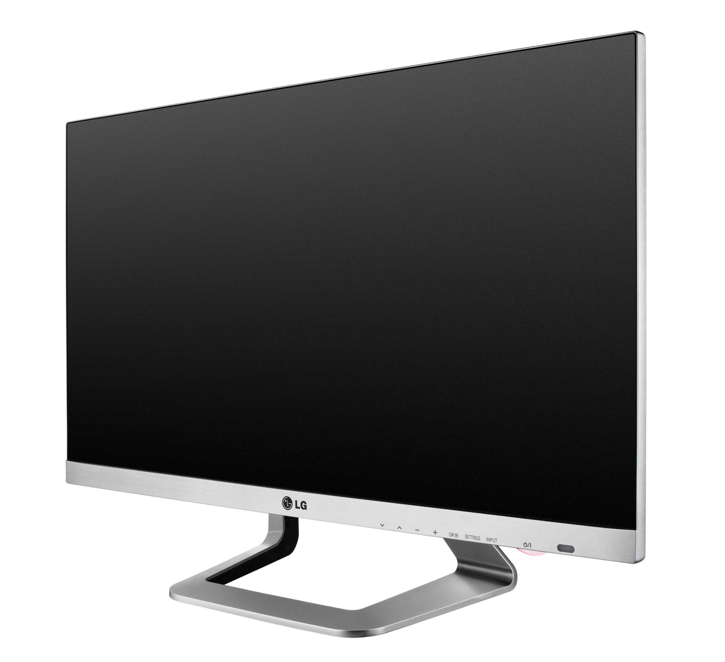 A right-side view of LG Personal Smart TV model TM2792