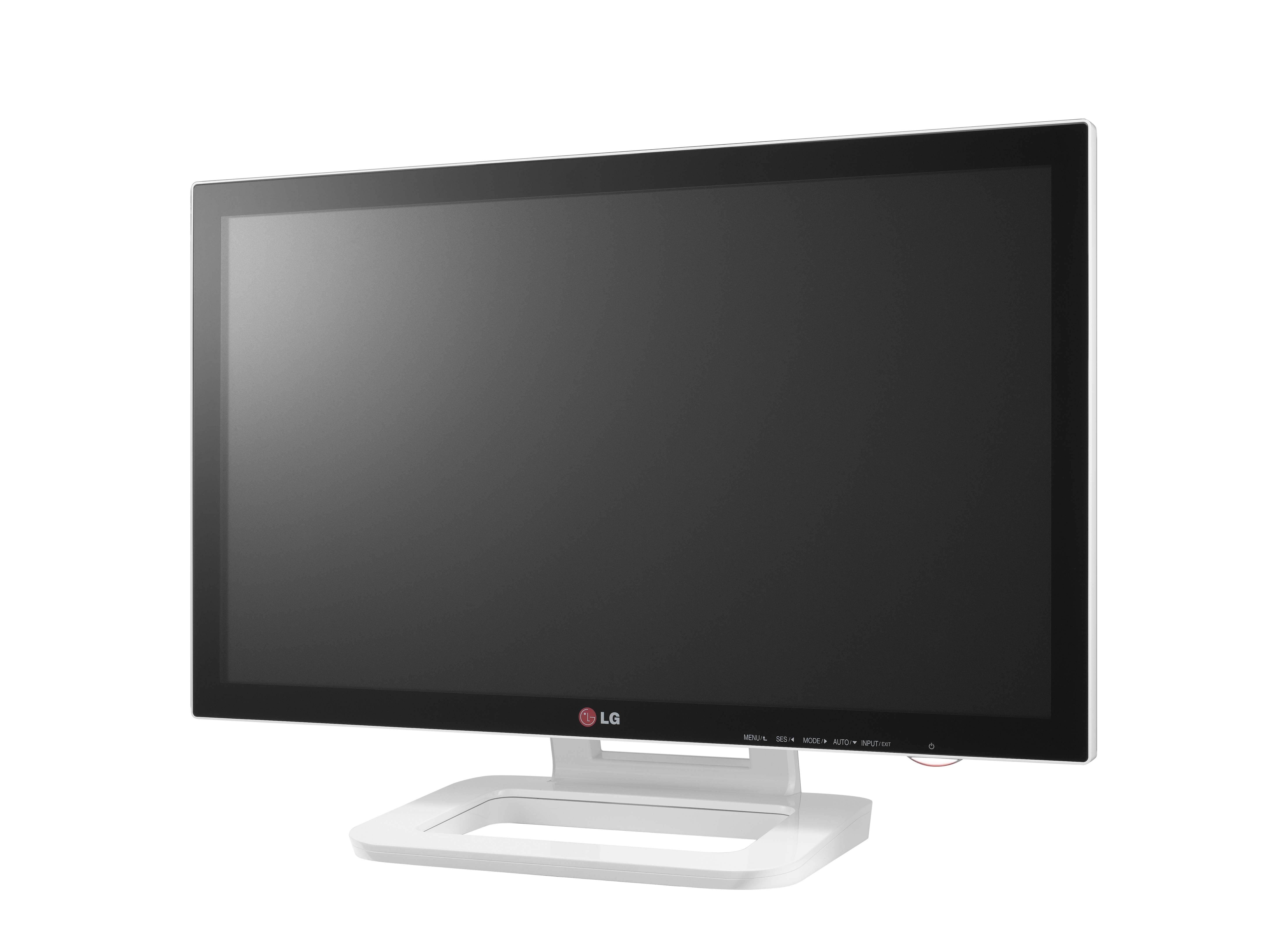 A right-side view of LG Touch 10 monitor model ET83