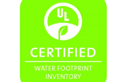 UL Environment certification logo