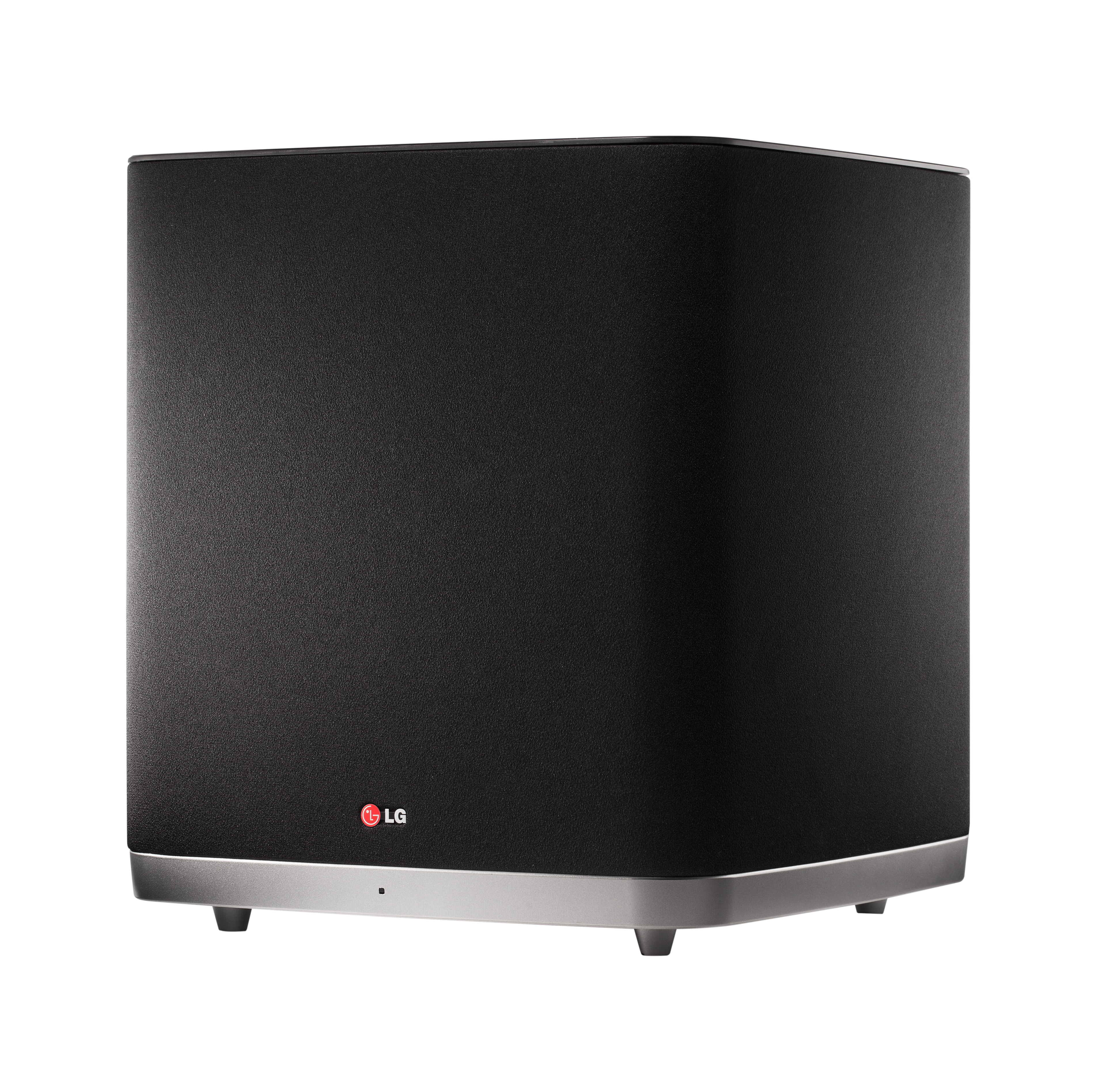A subwoofer for the LG Sound Bar NB5540