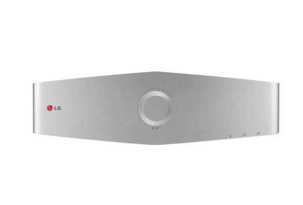 Top view of Wireless Audio System NP8740