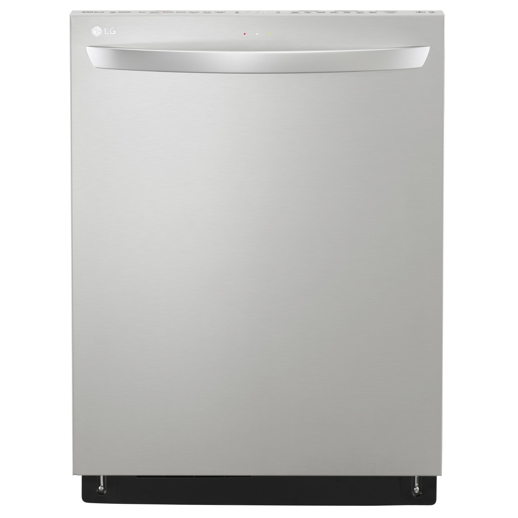 Front view of LG Dishwasher