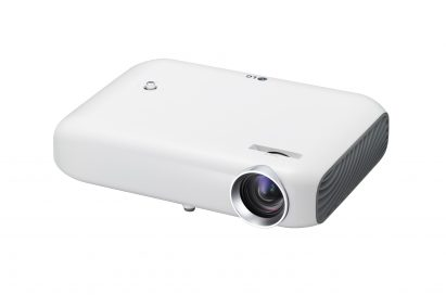 The LG Minibeam series model PW1000