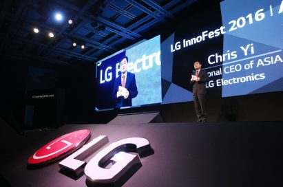 LG's Asia Regional Head Chris Yi discusses LG's premium products and technologies, and the company's plans for future partnerships at LG Innofest Asia.