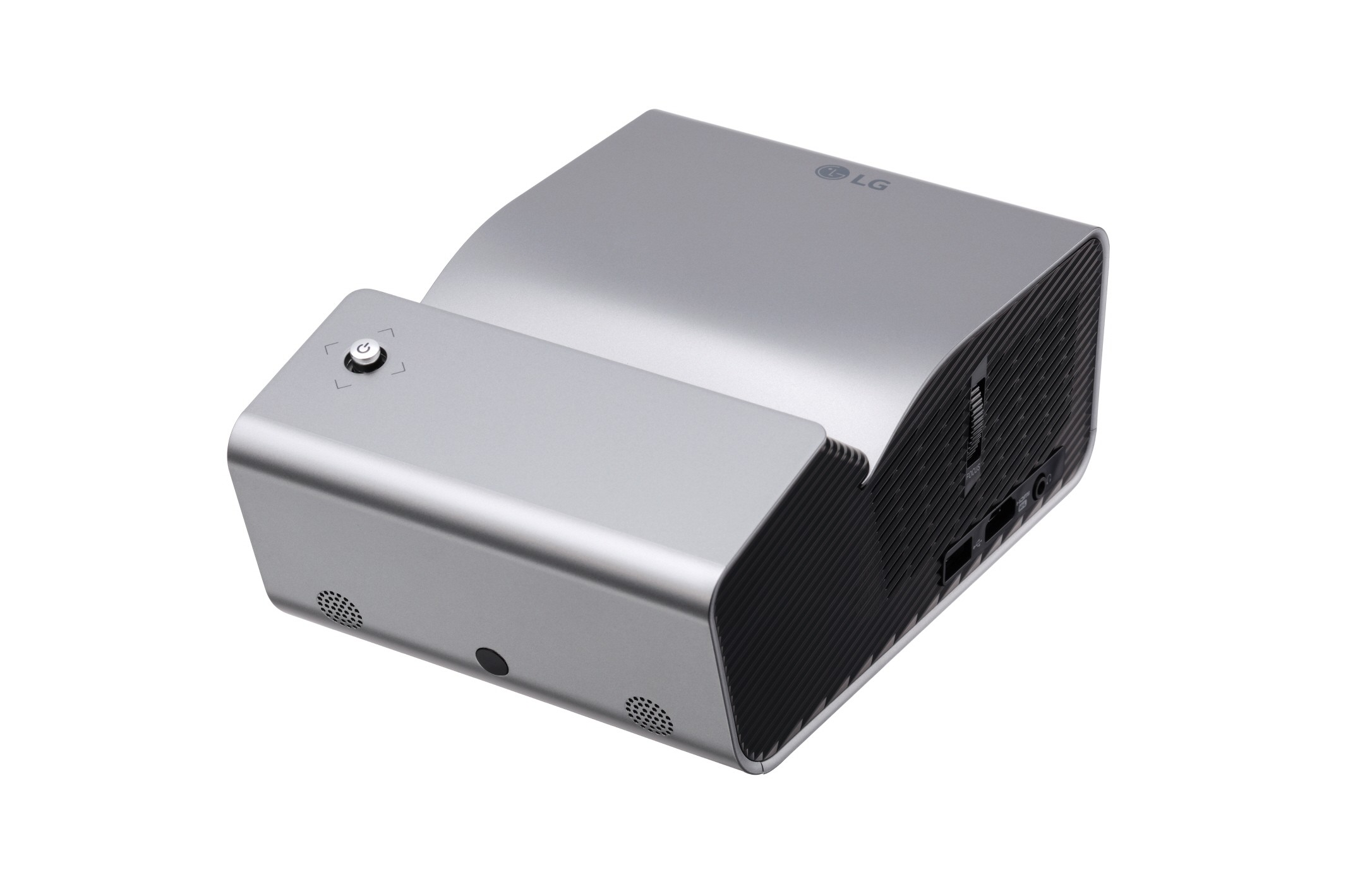 LG Minibeam projector model PH450U