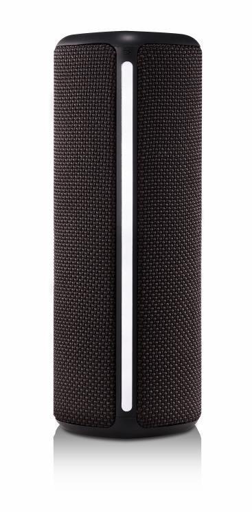LG Bluetooth speaker model PH4 in black