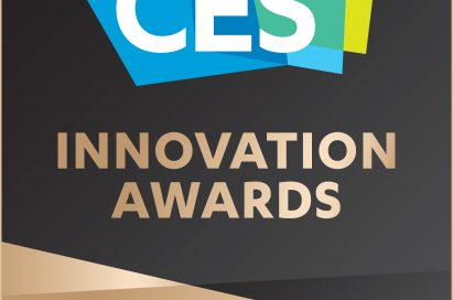 Logo of the CES Innovation Awards 2016 – Best in Innovation.