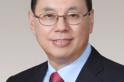 A headshot of Jo Seong-jin, the head of LG's Home Appliance & Air Solution (H&A) Company and one of the three Representative Directors.