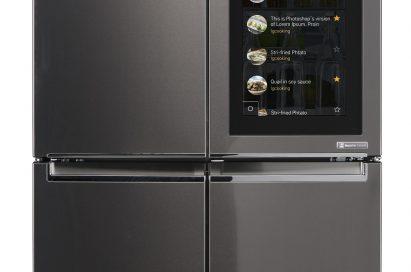 Best of the Best award-winner, LG Smart InstaView refrigerator.
