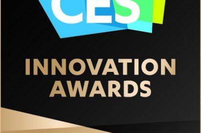 Logo of CES Innovation Awards 2018 – Best Of Innovation.