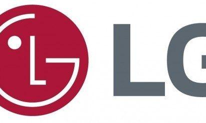 Logo of LG Electronics.