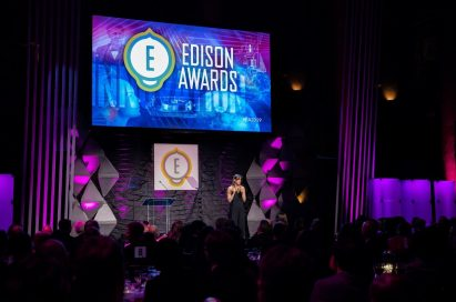 A snapshot of the 2019 Gold Edison Award announcement event