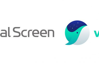 Logo of LG Dual Screen and Naver Whale