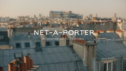 LG and NET-A-PORTER, a leading online luxury fashion retailer, teamed up for fashion sustainability
