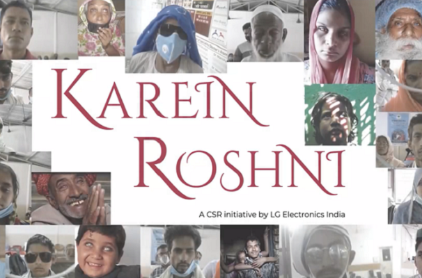 Karein Roshni, a CSR initiative by LG Electronics India